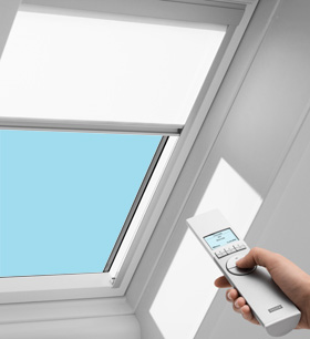 Velux light diffusing blinds velux blinds shades Velux skylight shade