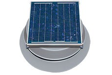 20 Watt Solar Attic Fan by Natural Light