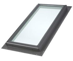 "QPF 3046 VELUX Pan-flashed skylight - 30 1/2"" x 46 1/2"""