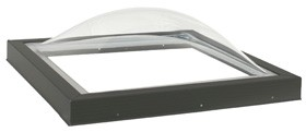 "CMA 3737 - Maintenance Free Commercial Curb Mounted Skylights - 34 1/2"" x 34 1/2"""