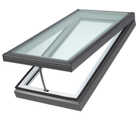 "VCE 2246 - VELUX Electric Fresh Air Venting Curb Mount Skylight - 22 1/2"" x 46 1/2"""