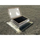 CVA 4949 - Velux Commercial Roof Hatch Skylights - 46 1/2&quot; x 46 1/2&quot;