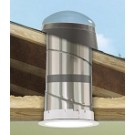 TMR 014 - VELUX Rigid Pitched SUN TUNNEL - 14 inch