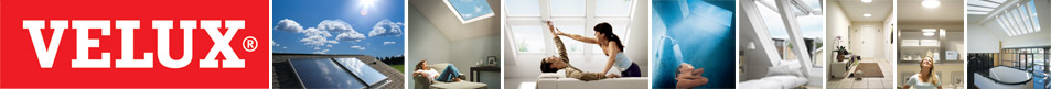 Velux Skylights, Sun Tunnels, and Commerical Skylights